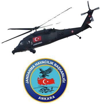 Jandarma Havacılık Başkanlığı Çelik Kanatlar