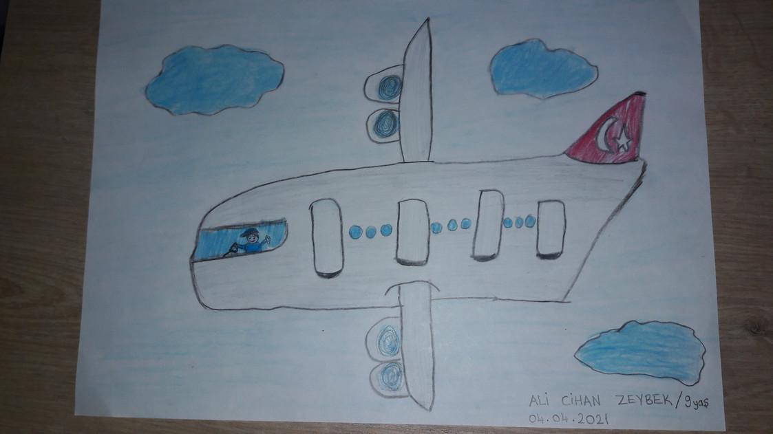 Ali Cihan Zeybek-9 yaş