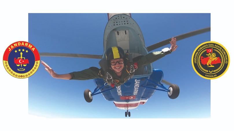 JÖAK / Gendermarie Special Public Security Command Parachute Team