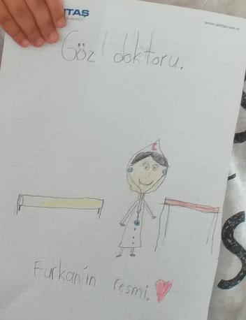 Furkan Gebendirisli - 5 yaş