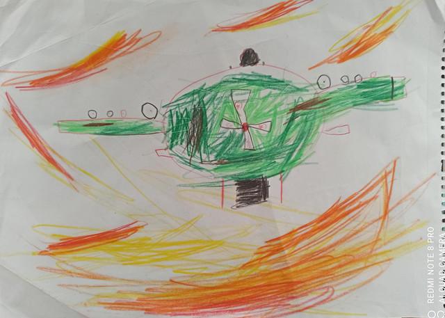 Batuhan Uslu- 6 yaş
