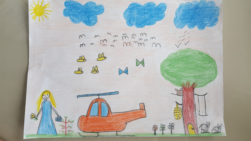 Yağmur İkra Mısırcı - 7 yaş