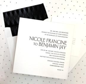 Nicole & Benjamin Wedding