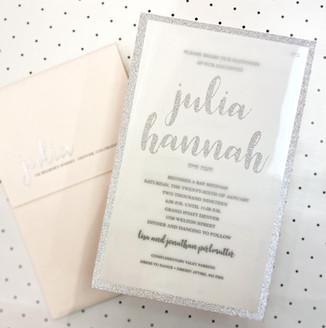 Julia Hannah Bat Mitzvah