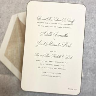 Arielle & Jared Wedding