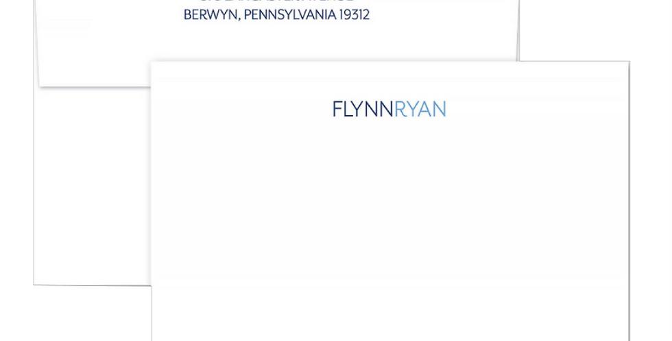 Flynn Ryan Stationery Set