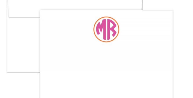 M.R. Stationery Set