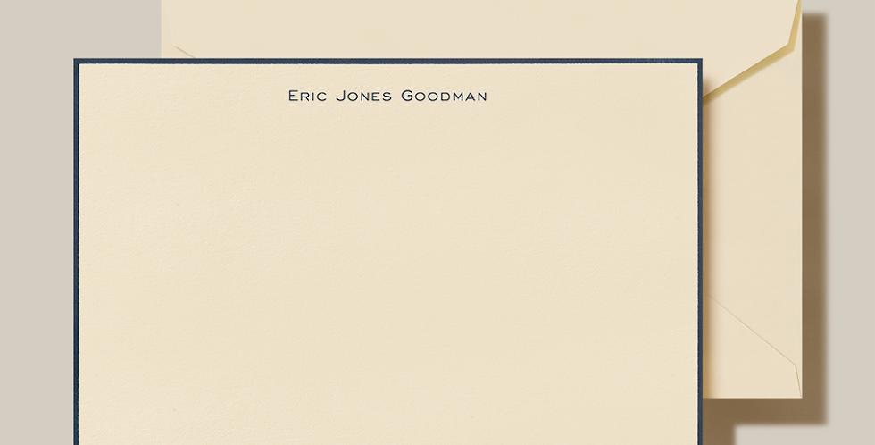 Eric Goodman Stationery Set