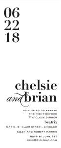 Chelsea & Brian Rehearsal