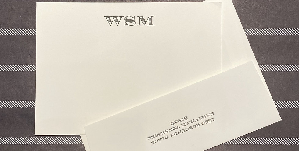 WSM Stationery Set