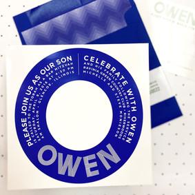Owen Bar Mitzvah