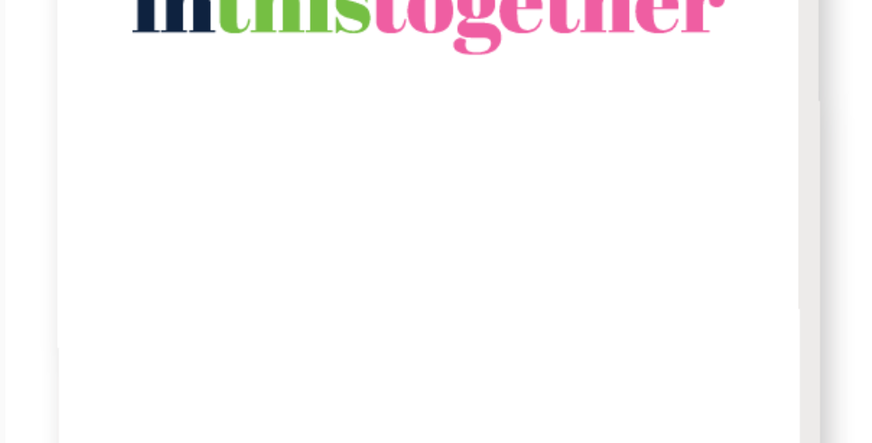 In This Together Notepad