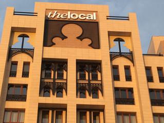 """Открытие Отеля """"The Local"""" в Грозном"""