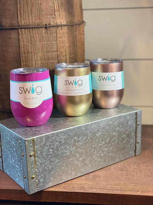 Swig 12oz Stemless Wine Tumbler