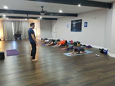 Student Drop In Yoga Class at Moon River Wellness Center, Pelham, NH