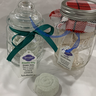 Locally made Shower Melts
