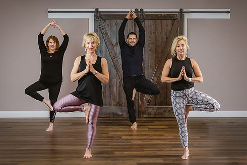 Yoga at Massage at Moon River Wellness Center, Pelham, NH