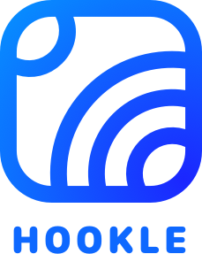 Blue logo - with text