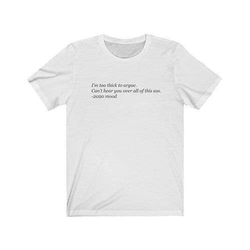 2020 Mood Jersey T-Shirt