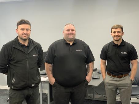 Meet our external sales team!