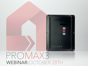 PROMAX3: Join us for our control panel webinar!