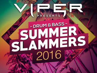 Deuce & Charger Track to Appear on Viper's Summer Slammers Compilation