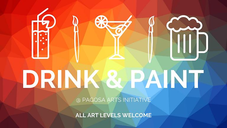 DRINK & PAINT