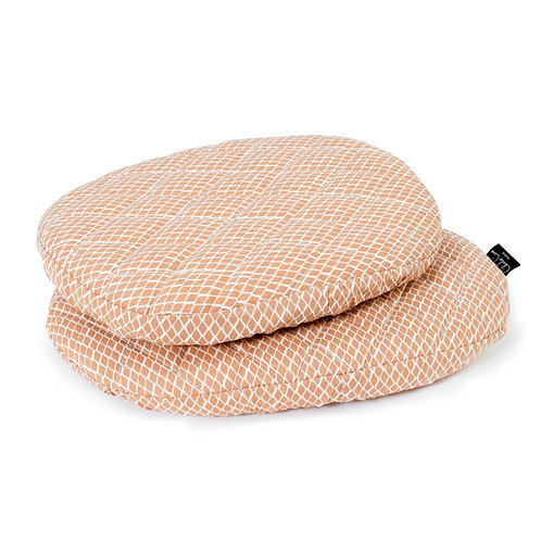 Diamond Toast Cushions for High Chair TIBU