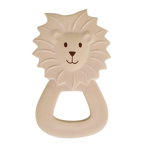 Natural Rubber Teether / Lion