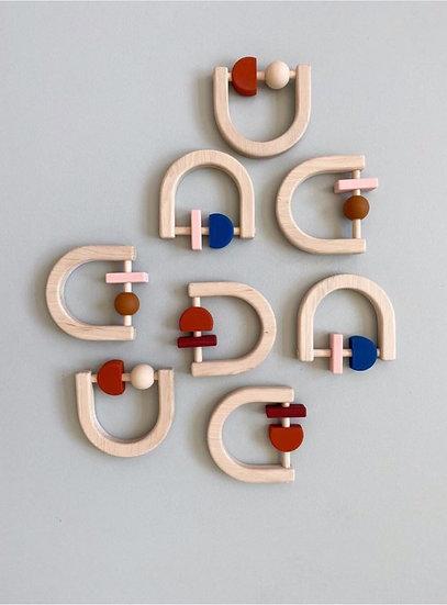 hryzátko MinMin COPENHAGEN / rôzne farby a tvary