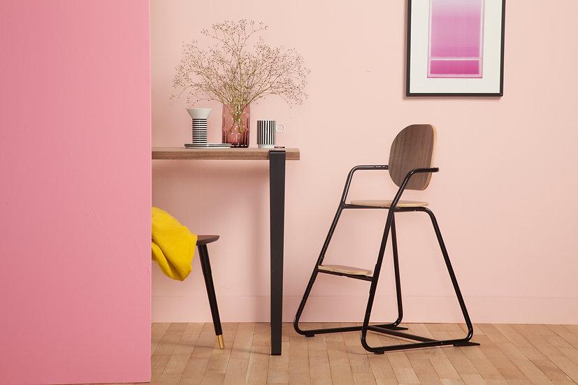 Detská stolička TIBU / Black Edition