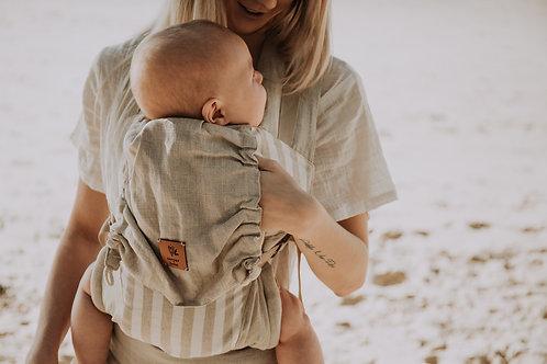 Detský nosič klipový / Natural Stripe