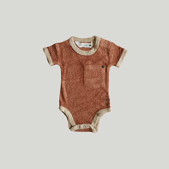 Body Teddy Bear / Pecan