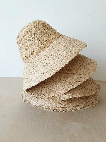 slamenný klobúk