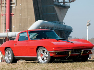 1967 Chevrolet Corvette - Little Red Rocket