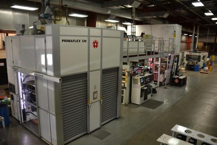 W&H 8 Color Press