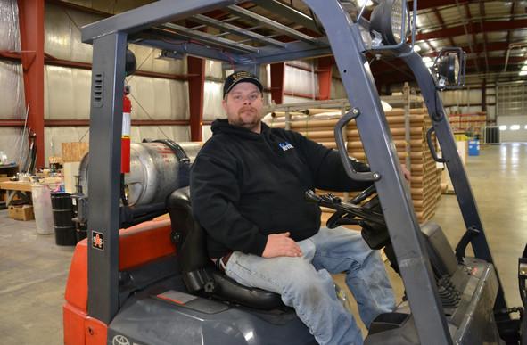 Fork Truck Operator