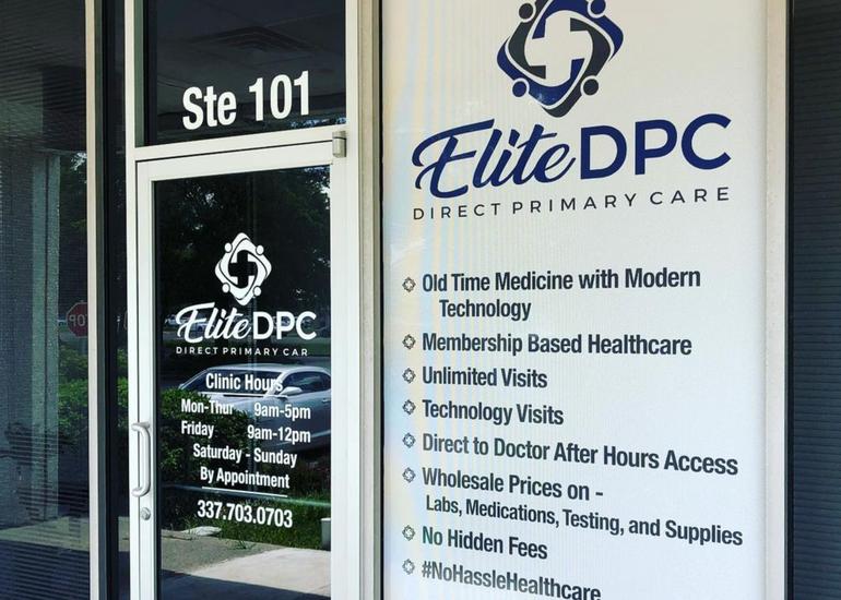 Elite DPC Windows