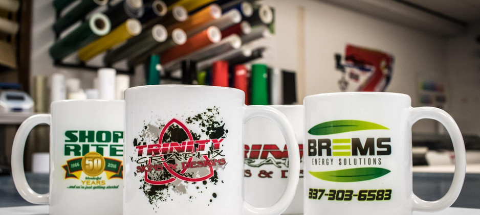 Personalized Coffee Cups with Your Business Logo