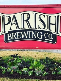 Parish Brewery Business Sign