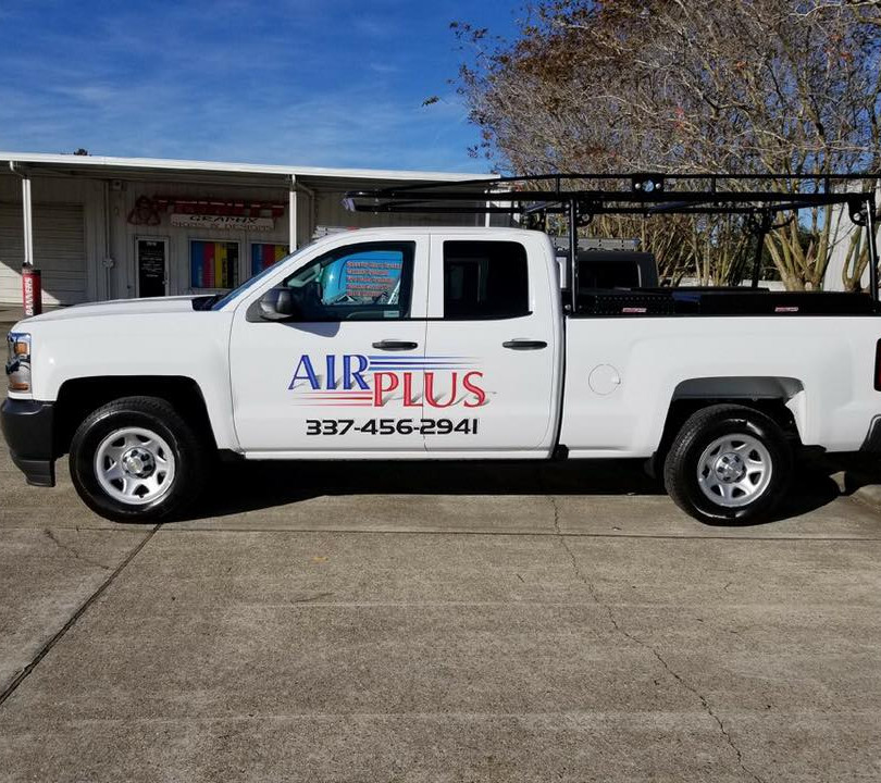 Airplus Vehicle Graphics