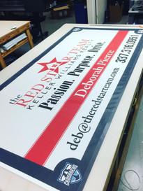 Mesh Sponsor Banners