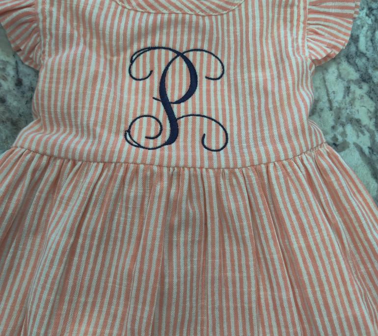 Children's Monogrammed Clothing