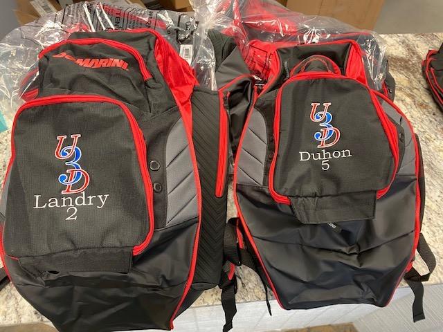 Custom Backpacks with Monogramming