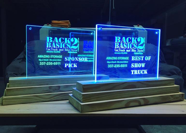 Back to Basics Laser Awards