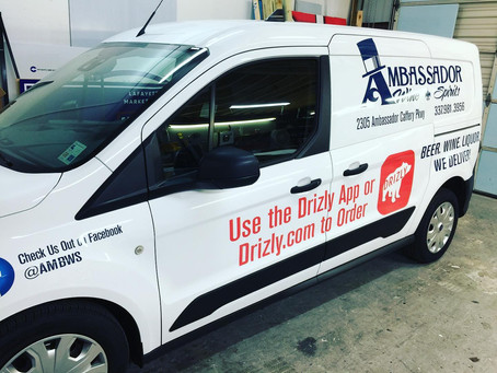 Let's Roll!  (Everything you need to know about vehicle wraps & graphics)