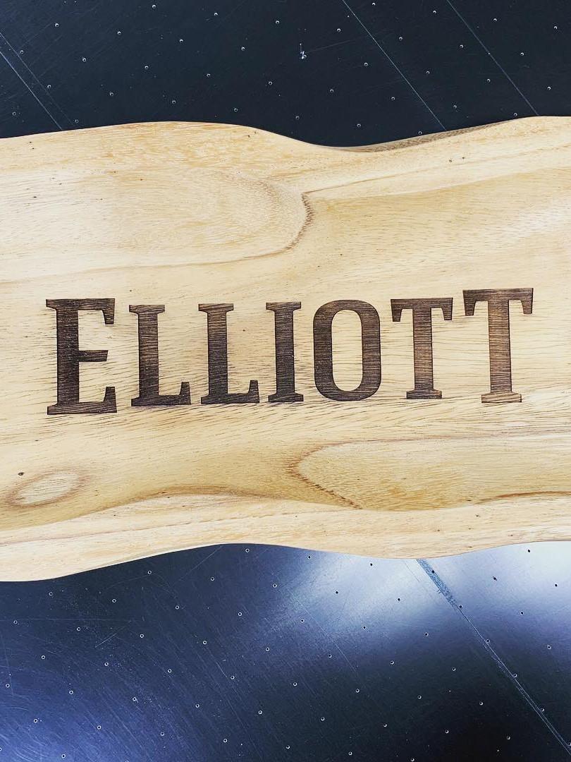Gift Laser Wood Customized