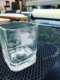 Etched Glass Custom Gifts