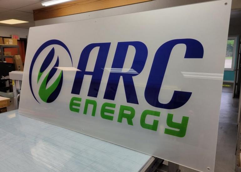 ARC Energy Sign