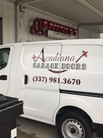 Acadiana_Garage-Van Custom
